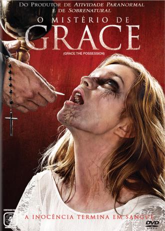 Filme O Mistério De Grace Dublado AVI DVDRip