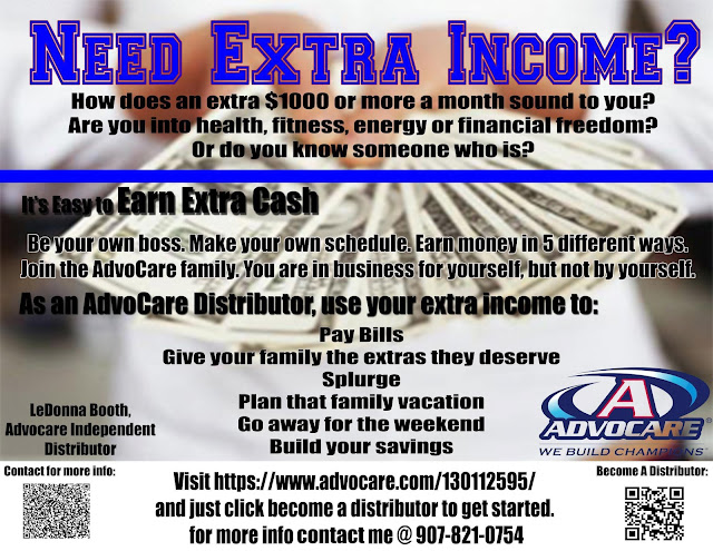 Extra Income From Home