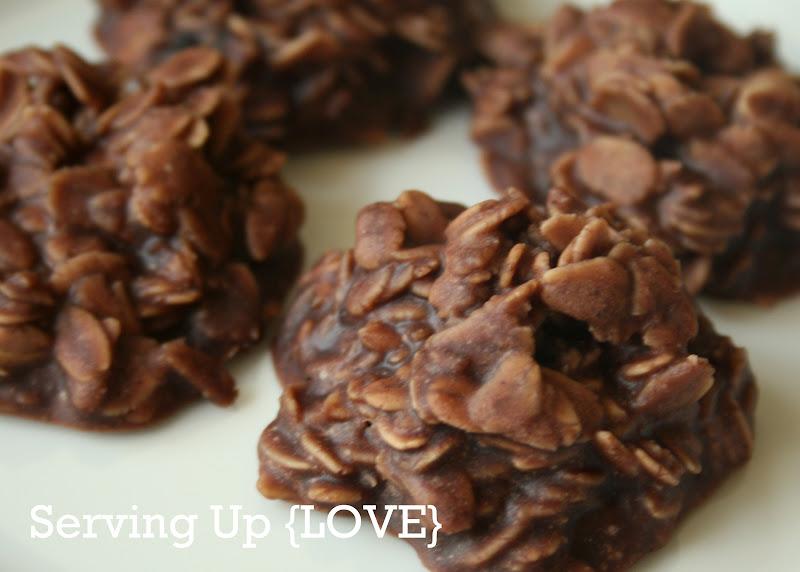 Katherine's Kitchen: Serving Up {Cookies}: No-bake ...