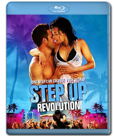 Step Up 4 Revolución 1080p HD Español Latino MKV 2012