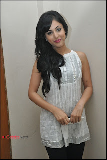 Priya Banerjee Pictures at Kiss Movie Teaser Trailer Launch Event ~ Celebs Next