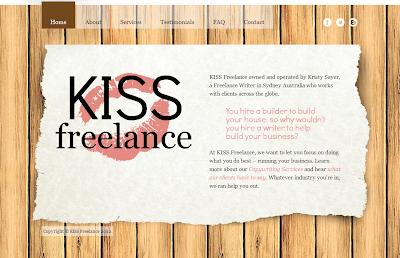 Freelance Copywriter Sydney - KISS Freelance - Kristy Sayer