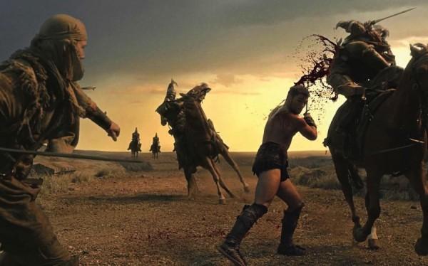 Spartacus sezonul 3 episodul 10