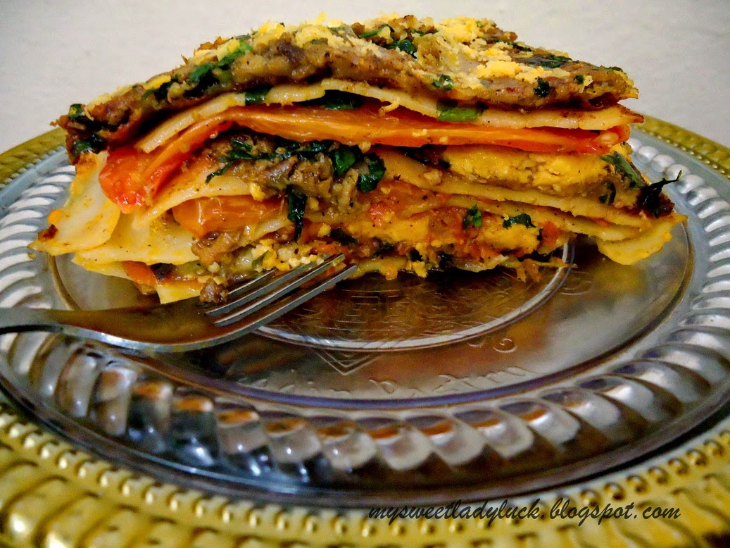 lasagna terong