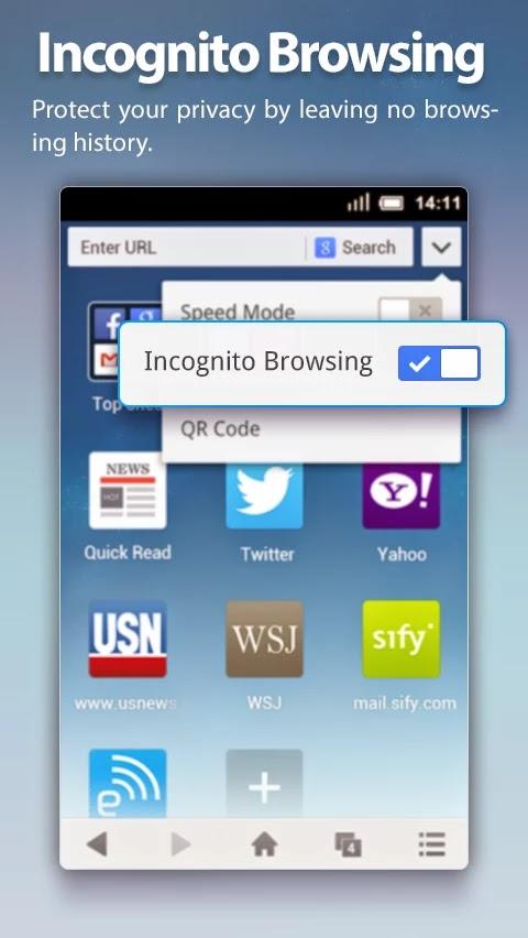 uc browser mini free download for android