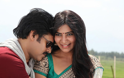 Attarintiki Daredi - Samantha Pawan Kalyan