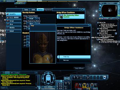 Star Trek Online - Bridge Officer Assistance