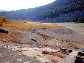Las huellas de la sequía