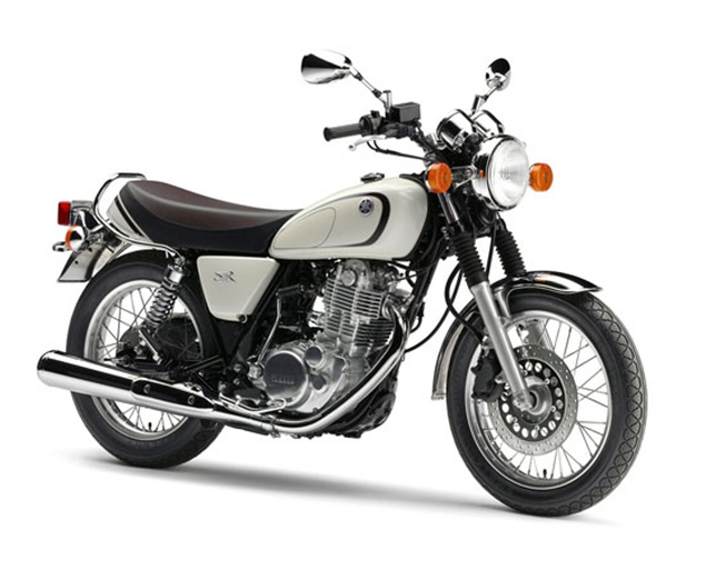 2014 Yamaha SR400 Review | New Motorcycle Review