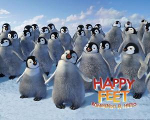Happy Feet Computer Anime Cartoon
