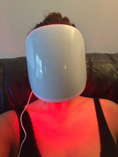 illumask anti-ageing light mask light therapy