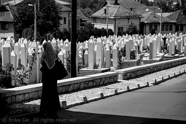 cimitero Kovaći Sarajevo