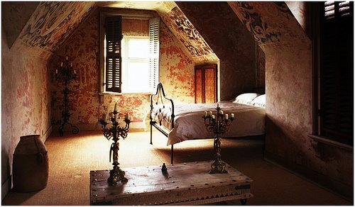 Attic Rooms District Of Chic