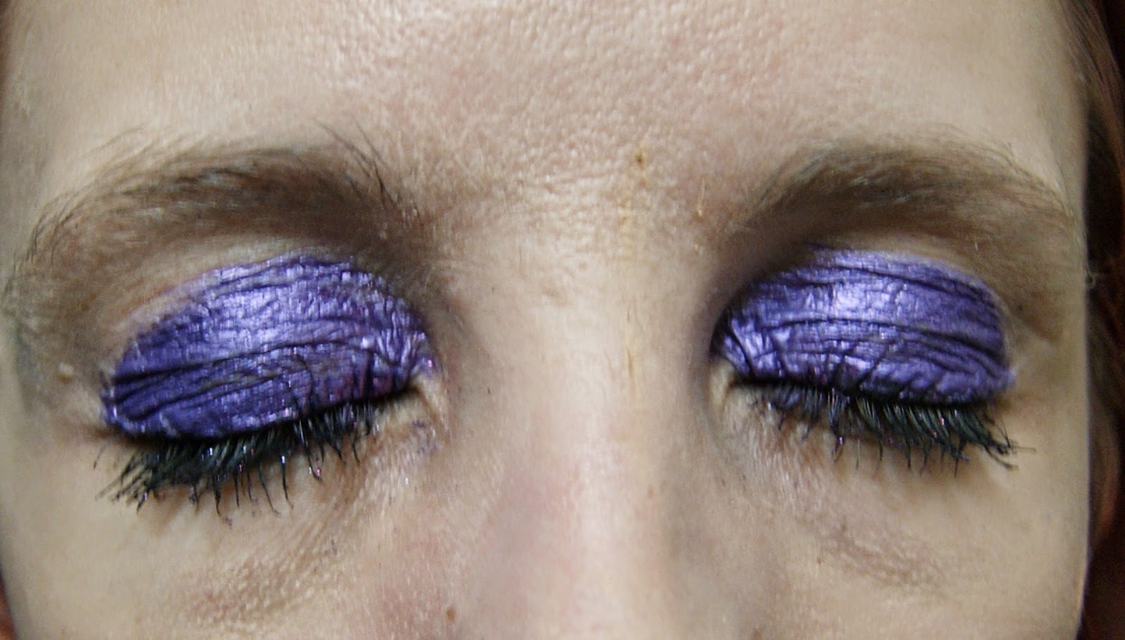 The Purple Scarf Makeup Review Eyes That Will Get Noticed