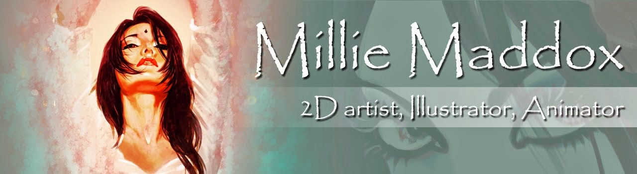 The Art and Animation of Millie Maddox