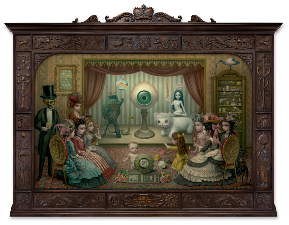 ©Mark Ryden - The Gay 90's: West