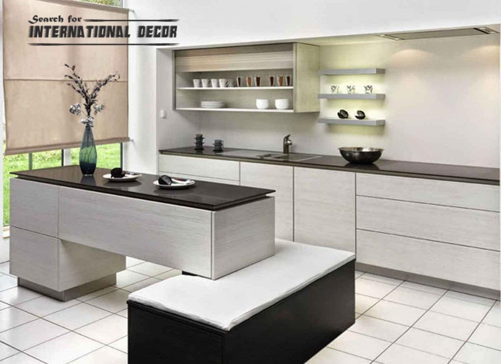 Black Kitchen Design Ideas ~ How to make japanese kitchen designs and style