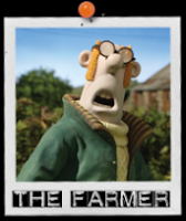 Shaun The Sheep farmer