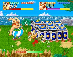 Asterix arcade game portable download free