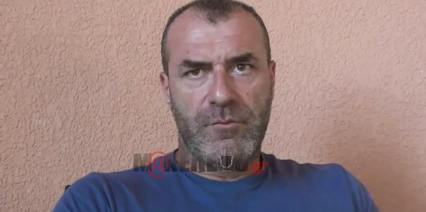 Συνέντευξη του Συναγωνιστή Νίκου Μίχου που βρίσκεται σε κατ'οίκον περιορισμό στο «Μακελειό» - 2 ΒΙΝΤΕΟ