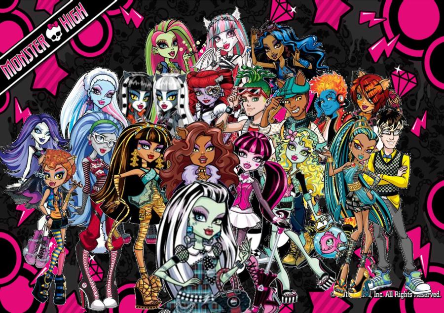 Mini diva shop productos creativos y manualidades - Personnage monster high ...