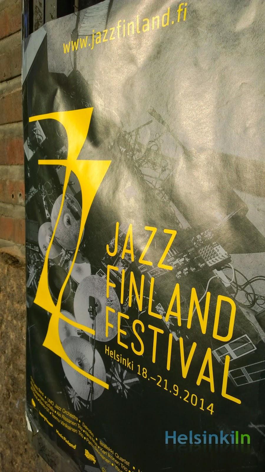 Jazz Finland Festival 2014