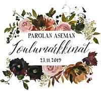 Parolan aseman Joulumarkkinat 23.11.2019