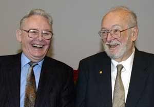 Paul Lauterbur dan Peter Mansfield
