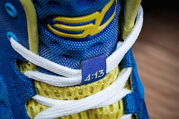 And On His Curry One Sneaker You Can See 413 Which Says Is A Reference To The Bible Verse Philippians States I Do All Things