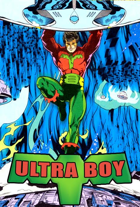 Ultra Boy