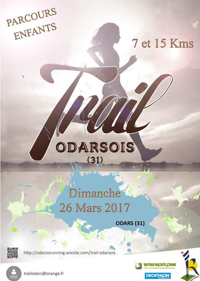 Le Trail Odarsois déménage : retrouvez nous sur notre nouveau site en cliquant sur notre flyer 2017