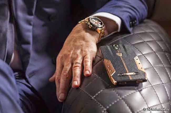 Meet Tonino Lamborghini 88 Tauri Andriod Smartphone Costing $6000