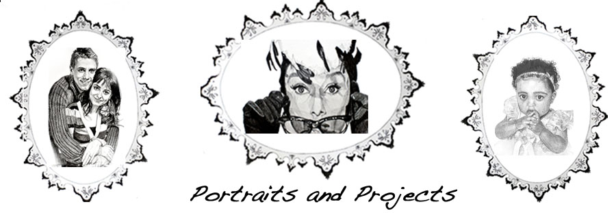 Portraits and Projects