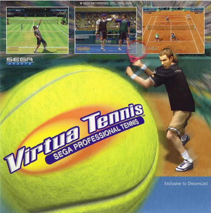 pc tennis game free