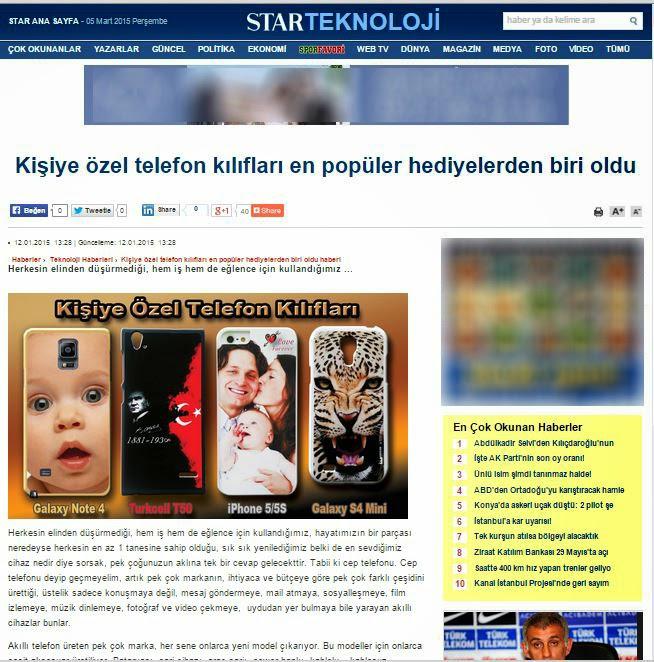 gazete star