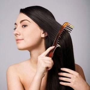 Model  Rambut Hitam Alami