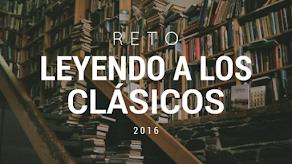 Reto: Leyendo a los clásicos 2016