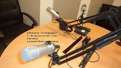 Lánchíd radio studio