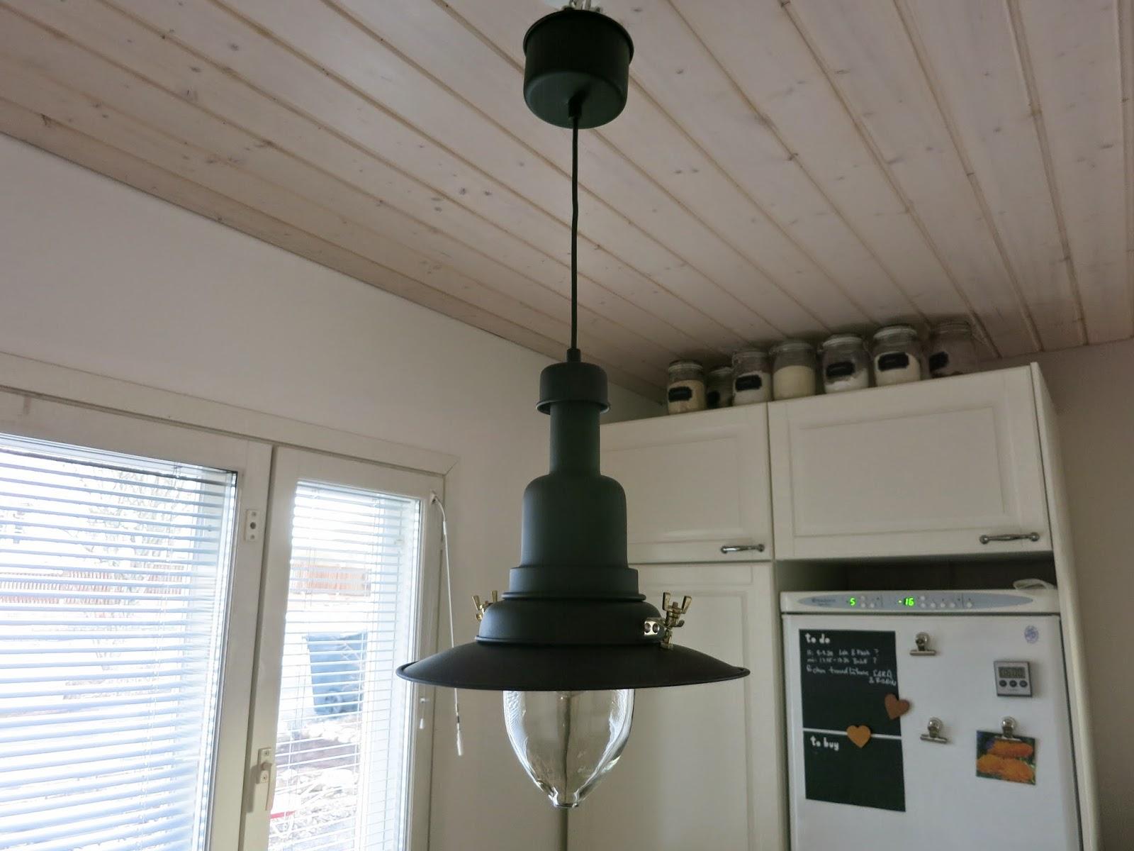 Svart Kokslampa : Sota drommar DIY Svartmolad kokslampa