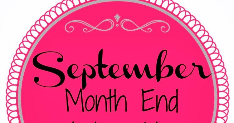 end of month wrap september 2013 organizing made fun