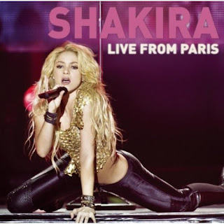 Shakira-Live From Paris