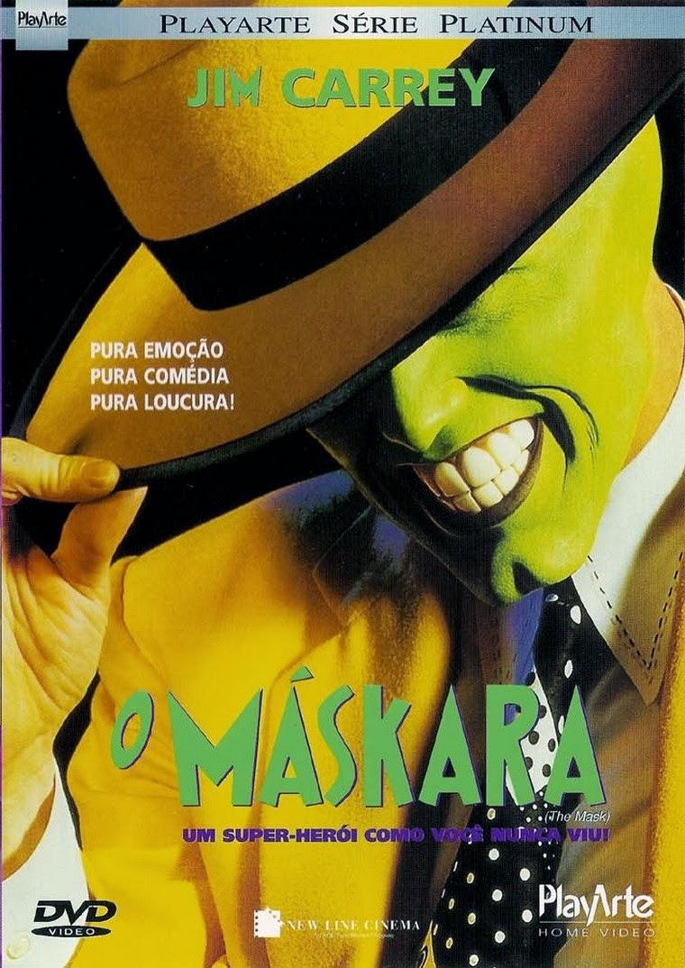 O Máskara – Dublado (1994)