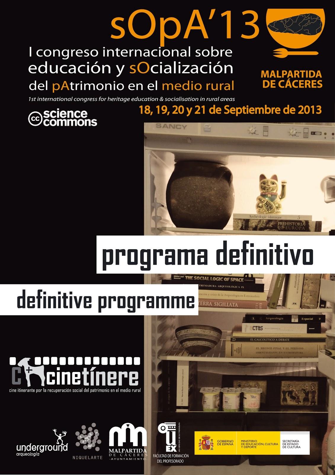 http://issuu.com/sopa13/docs/programa__definitivo_sopa_13