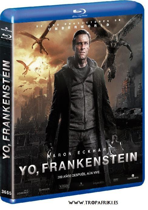 Película Yo, Frankestein en Blue-Ray