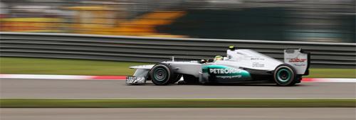 Tahniah Rosberg, tahniah Petronas!