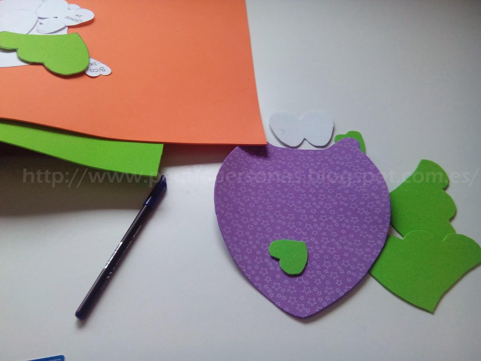 Manualidades b hos para decorar la habitaci n de los peques peque as personitas - Manualidades para decorar la habitacion ...