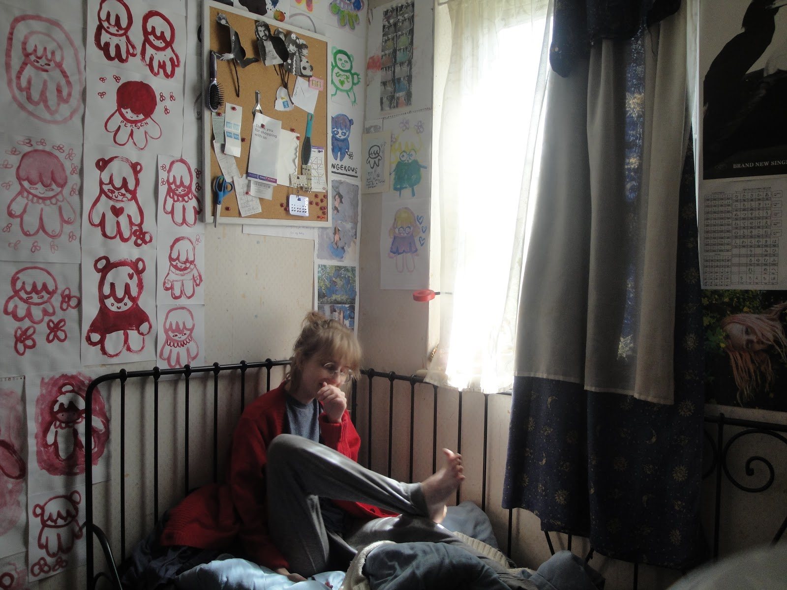 Lilly Ashton My Bedroom Room Tour 2014