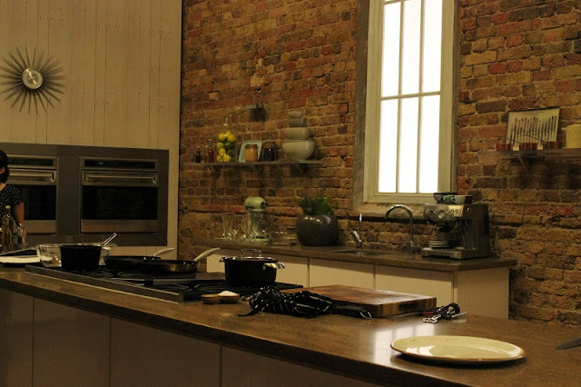 Saturday Kitchen TV set tour