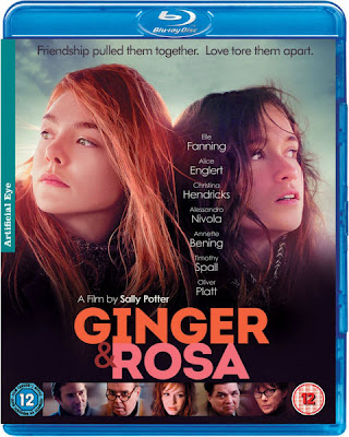 Filme Poster Ginger e Rosa BDRip XviD & RMVB Legendado