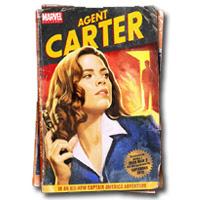 ¿Se plantea Marvel una serie sobre la Agente 'Peggy' Carter?